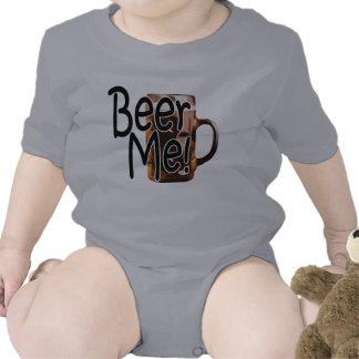 Bebé de la cerveza yo trajes de bebé