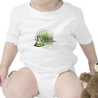 ¡Bebé de la ciencia! Camisetas