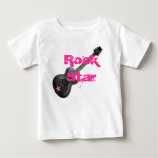 bebé de la estrella del rock, estrella del rock playeras