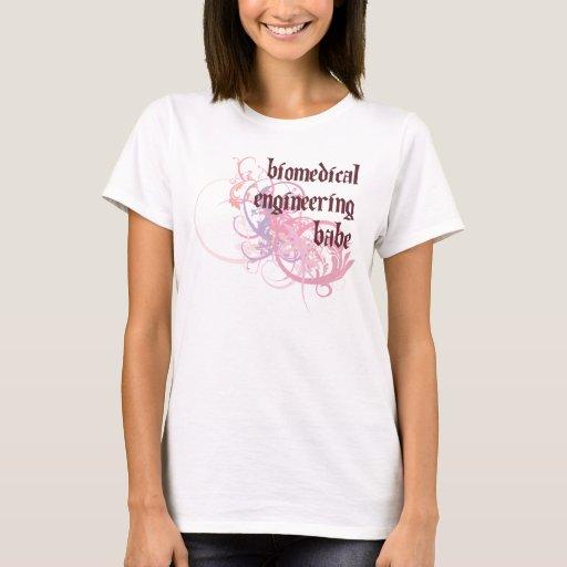 Bebé de la ingeniería biomédica playera