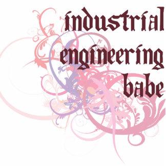 Bebé de la ingeniería industrial esculturas fotograficas