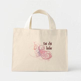 Bebé de la ji del Tai Bolsa De Tela Pequeña