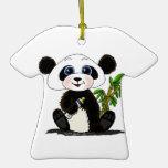 Bebé de la panda adorno