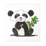 Bebé de la panda blocs