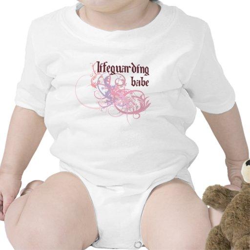 Bebé de Lifeguarding Traje De Bebé