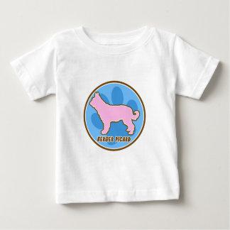 Bebé de moda de Berger Picard T-shirt