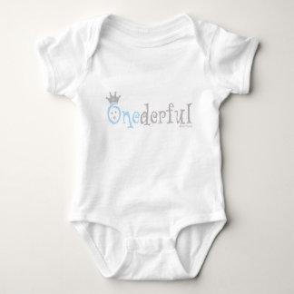 BEBÉ de ONEderful (azul) Polera