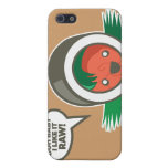 ¡Bebé de Ooh del Sushi de Kawaii tengo gusto de él iPhone 5 Coberturas
