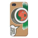 ¡Bebé de Ooh del Sushi de Kawaii tengo gusto de él iPhone 4 Carcasa