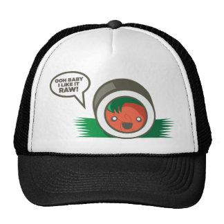 Bebé de Ooh del Sushi de Kawaii tengo gusto de él  Gorro