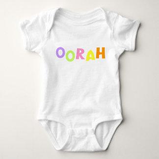 Bebé de Oorah Playeras