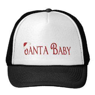 Bebé de Santa Gorro De Camionero
