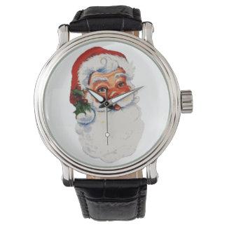 ¡Bebé de Santa! Relojes