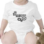 Bebé de Steampunk Traje De Bebé
