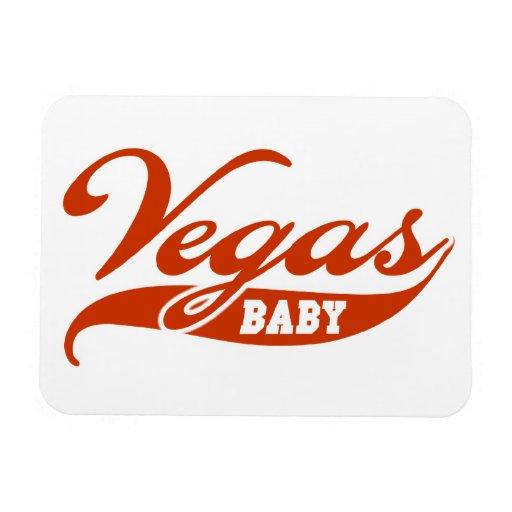 Bebé de Vegas Iman Rectangular