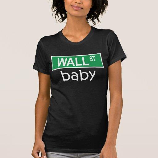 Bebé de WALL STREET - camiseta