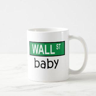 Bebé de Wall Street - taza