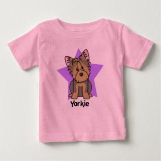 Bebé de Yorkshire Terrier de la estrella de Kawaii Playera
