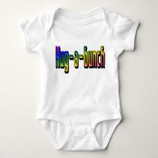 Bebé del Abrazo-uno-Manojo Body Para Bebé