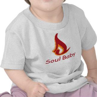 Bebé del alma camisetas