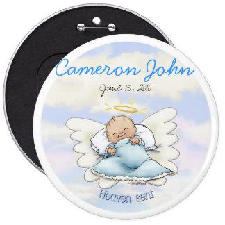 Bebé del ángel - llovido del cielo pins