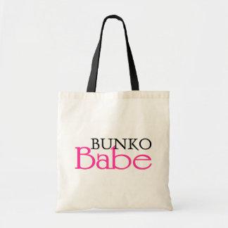 Bebé del Bunko Bolsa Lienzo