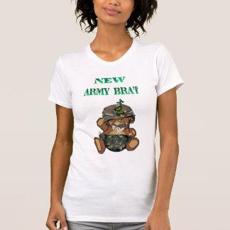 Bebé del ejército del New Camiseta