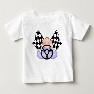 Bebé del ganador de la raza de Lil Playera De Bebé