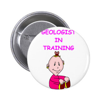 bebé del geólogo pins