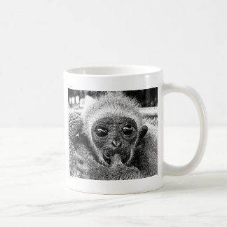 Bebé del Gibbon Taza
