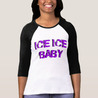 Bebé del hielo del hielo de SkateChick Playera