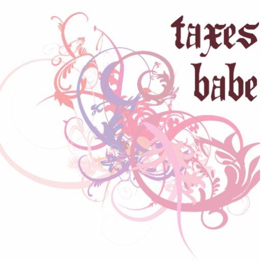Bebé del impuesto esculturas fotograficas
