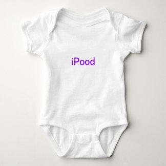 bebé del iPood T Shirts