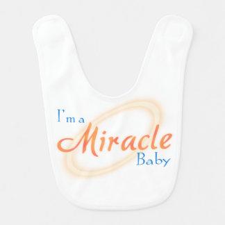 Bebé del milagro babero para bebé
