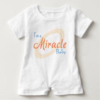 Bebé del milagro remeras