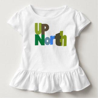 Bebé del niño de Upnorth T Shirts