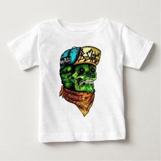 Bebé del núcleo duro t shirts