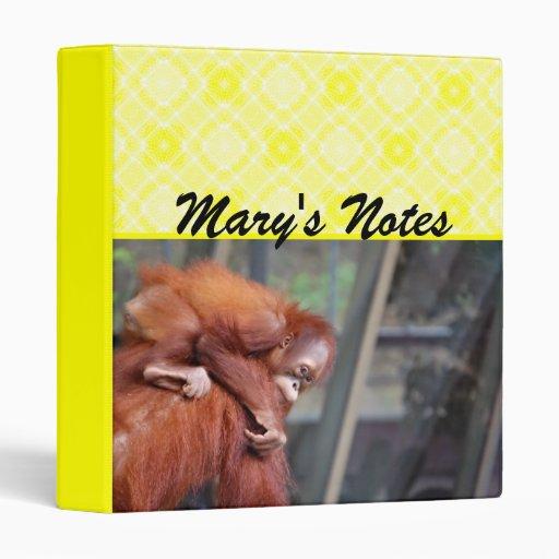 Bebé del orangután