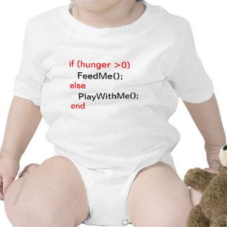Bebé del programador FeedMe PlayWithMe Traje De Bebé