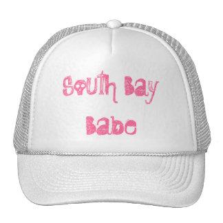 """Bebé del sur """"camionero """" de la bahía gorras"""