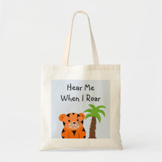 Bebé del tigre bolsa