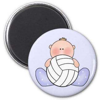 Bebé del voleibol de Lil Imán Redondo 5 Cm