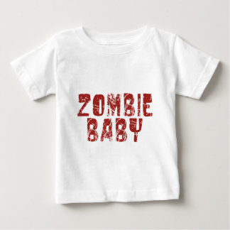 bebé del zombi remeras
