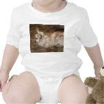 Bebé doeling de la pequeña cabra peluda trajes de bebé