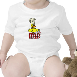 Bebé dulce del Bbq del pollo Camiseta