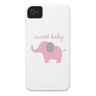 Bebé dulce Case-Mate iPhone 4 cobertura