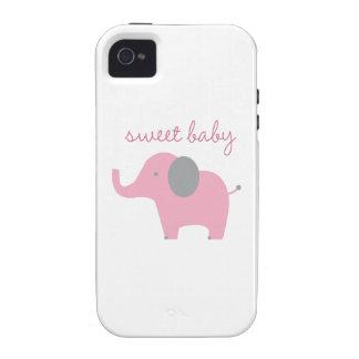 Bebé dulce iPhone 4/4S funda