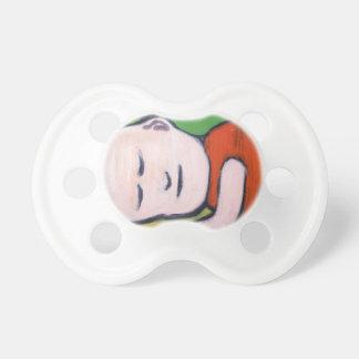Bebé durmiente Buda arte pop del Buddhism Chupetes Para Bebes