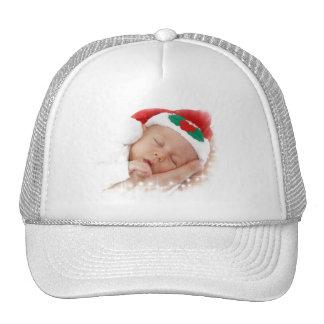 Bebé durmiente de Santa Gorras