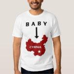 Bebé en China Polera